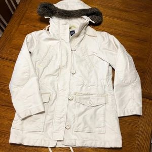GAP PARKA for those cold winters days
